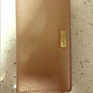 Kate Spade rose wallet